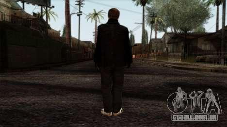 GTA 4 Skin 24 para GTA San Andreas terceira tela