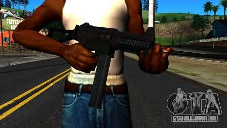 UMP45 from Battlefield 4 v2 para GTA San Andreas terceira tela
