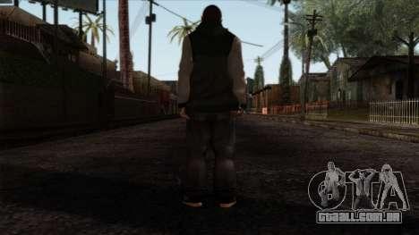 GTA 4 Skin 74 para GTA San Andreas segunda tela