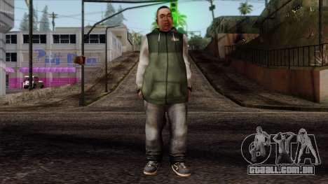 GTA 4 Skin 74 para GTA San Andreas