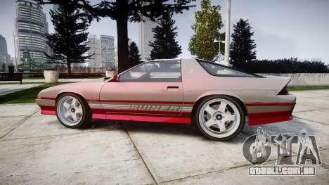 Imponte Ruiner GT para GTA 4 esquerda vista