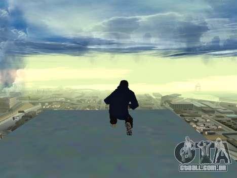SFR1 New Skin para GTA San Andreas por diante tela