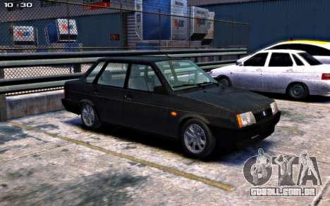 VAZ 21099 Estoque para GTA 4