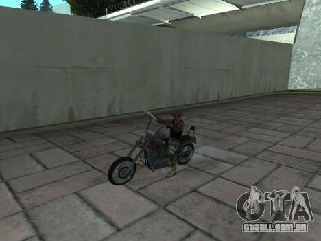 Angel GTA 4 TLaD para GTA San Andreas
