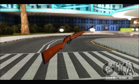 U.M. Cugir M69 para GTA San Andreas segunda tela