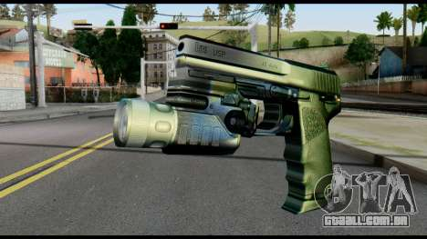 USP from Metal Gear Solid para GTA San Andreas