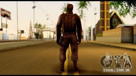 Counter Strike Skin 4 para GTA San Andreas segunda tela