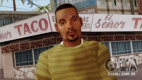 GTA 4 Skin 73 para GTA San Andreas terceira tela