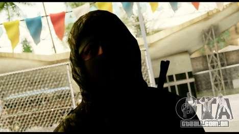 Sniper from Battlefield 4 para GTA San Andreas terceira tela