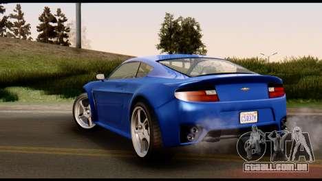 GTA 5 Dewbauchee Rapid GT Coupe [HQLM] para GTA San Andreas vista direita