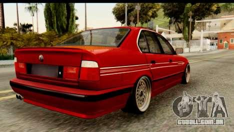 BMW M5 E34 Alpina para GTA San Andreas