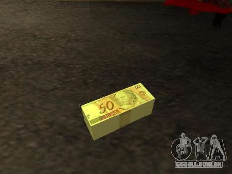 Mod do Brasileiro dinheiro para GTA San Andreas