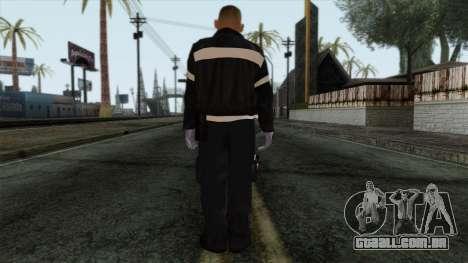 GTA 4 Skin 37 para GTA San Andreas segunda tela