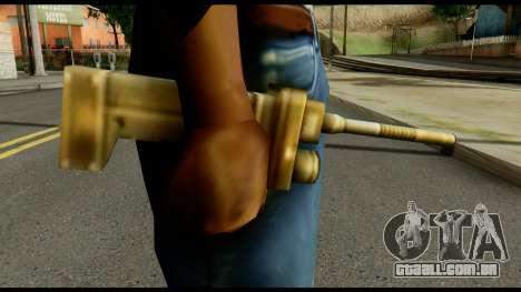 TNT Detonator from Metal Gear Solid para GTA San Andreas terceira tela