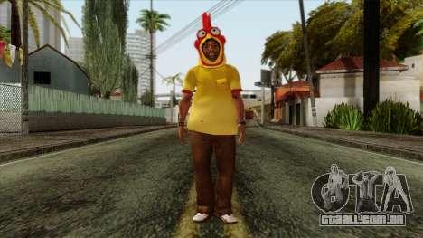 GTA 4 Skin 86 para GTA San Andreas