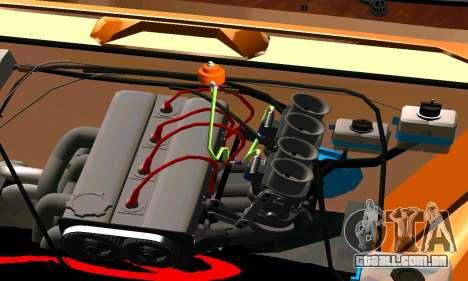 VAZ 2101 Ratlook v2 para GTA San Andreas traseira esquerda vista