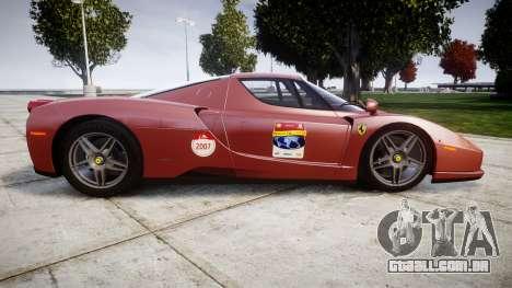 Ferrari Enzo 2002 [EPM] Stripes para GTA 4 esquerda vista