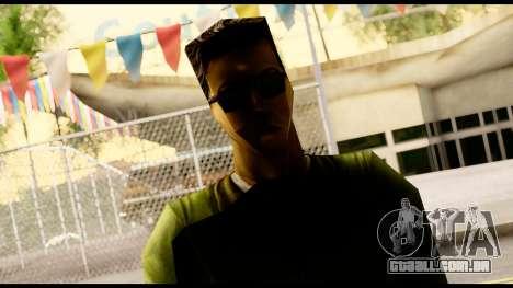 Counter Strike Skin 3 para GTA San Andreas terceira tela