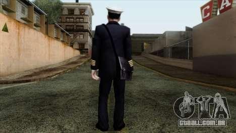 GTA 4 Skin 91 para GTA San Andreas segunda tela