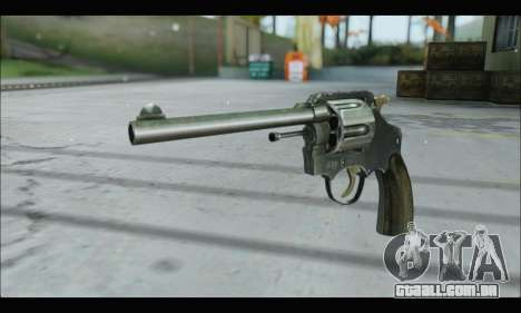 Colt Offical Police para GTA San Andreas segunda tela