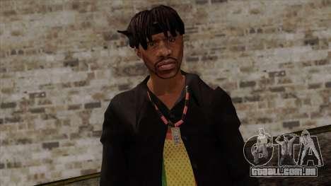 GTA 4 Skin 22 para GTA San Andreas terceira tela