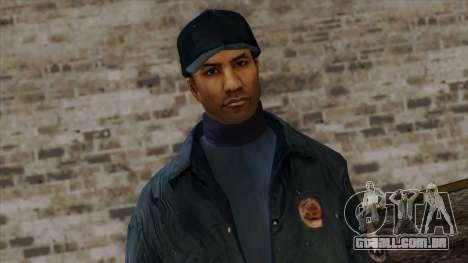 Police Skin 4 para GTA San Andreas terceira tela