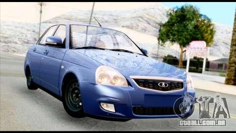 Lada Priora 2 para GTA San Andreas