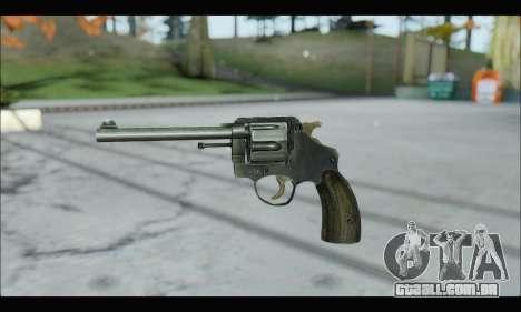 Colt Offical Police para GTA San Andreas
