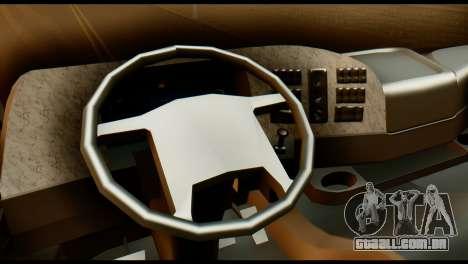 Mercedes-Benz Actros PJ2 para GTA San Andreas vista direita