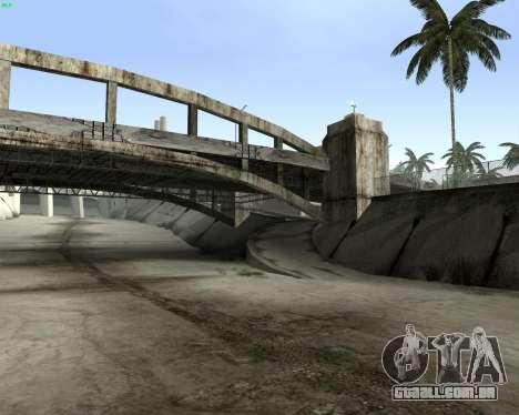 RealColorMod v2.1 para GTA San Andreas segunda tela