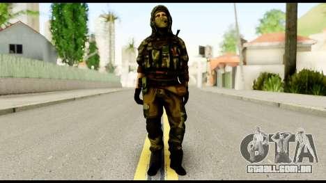 Sniper from Battlefield 4 para GTA San Andreas