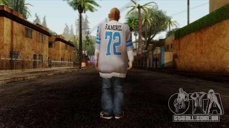 GTA 4 Skin 75 para GTA San Andreas segunda tela