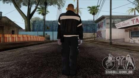 GTA 4 Skin 53 para GTA San Andreas segunda tela