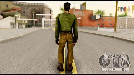 Counter Strike Skin 3 para GTA San Andreas segunda tela