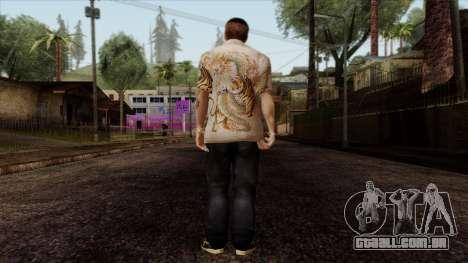 GTA 4 Skin 65 para GTA San Andreas segunda tela