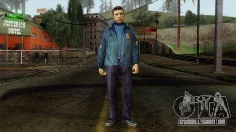 Police Skin 9 para GTA San Andreas