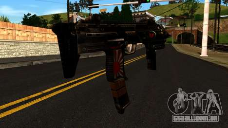 Machine from Shadow Warrior para GTA San Andreas segunda tela