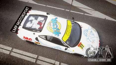 Ferrari F430 GT 2011 Pacific NAC Ikamusume para GTA 4