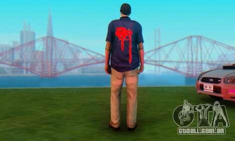 Zombie Sindacco para GTA San Andreas terceira tela