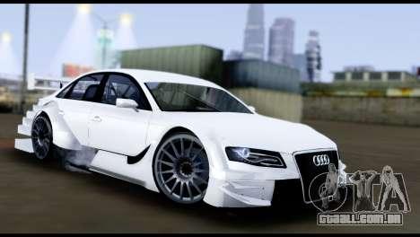 Audi A4 2008 Touring para GTA San Andreas