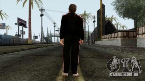 GTA 4 Skin 77 para GTA San Andreas segunda tela