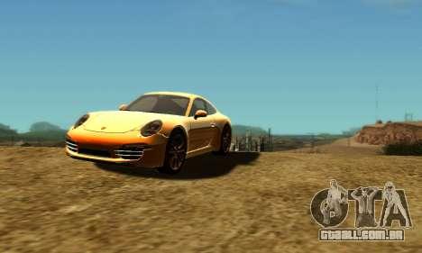 ENBSeries v6 By phpa para GTA San Andreas twelth tela