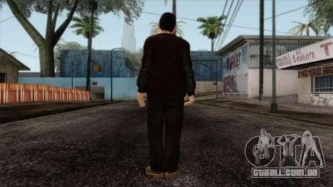 GTA 4 Skin 63 para GTA San Andreas segunda tela