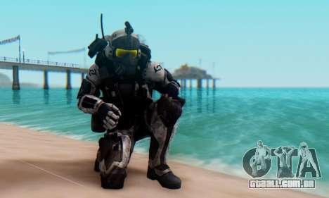 C.E.L.L. Soldier (Crysis 2) para GTA San Andreas