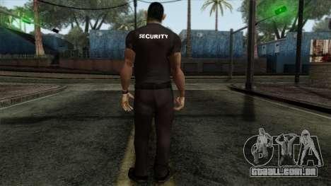 GTA 4 Skin 18 para GTA San Andreas segunda tela