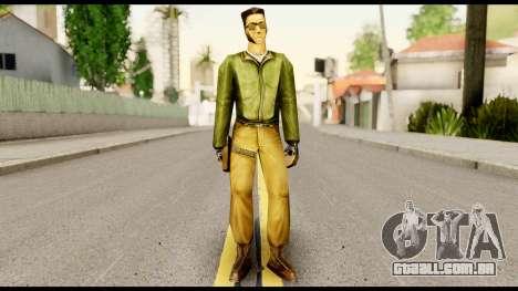 Counter Strike Skin 3 para GTA San Andreas