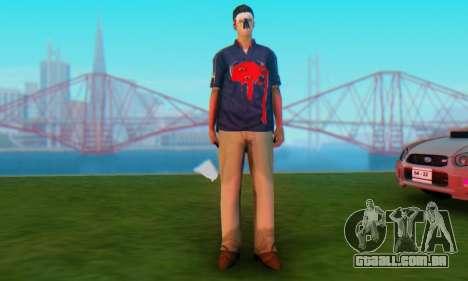 Zombie Sindacco para GTA San Andreas segunda tela