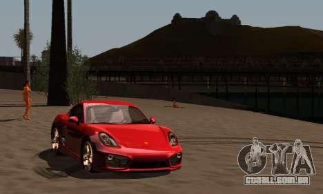 ENBSeries v6 By phpa para GTA San Andreas sexta tela
