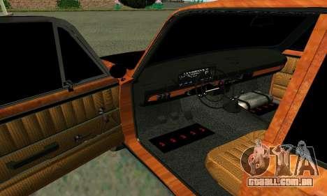 VAZ 2101 Ratlook v2 para o motor de GTA San Andreas