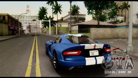 Car Speed Constant 2 v1 para GTA San Andreas